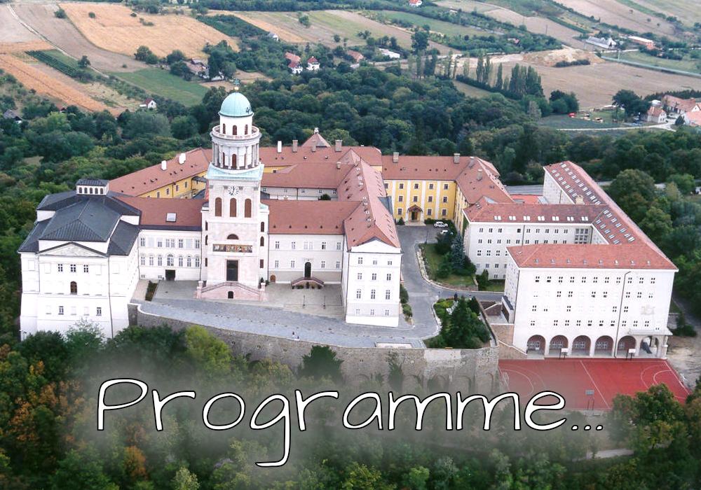 Program Möglichkeiten in der Umgebung...